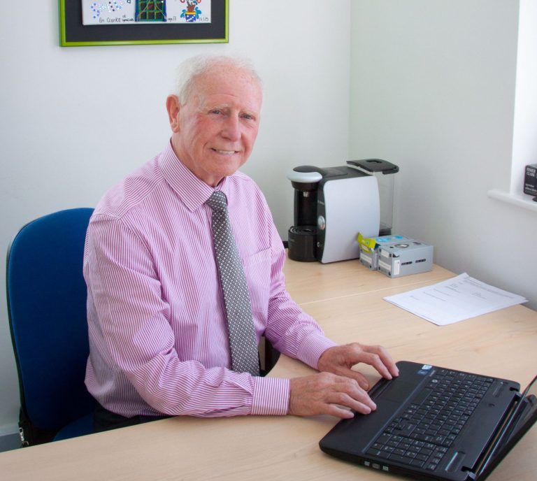 Founder of Family Care, Ged Williamson